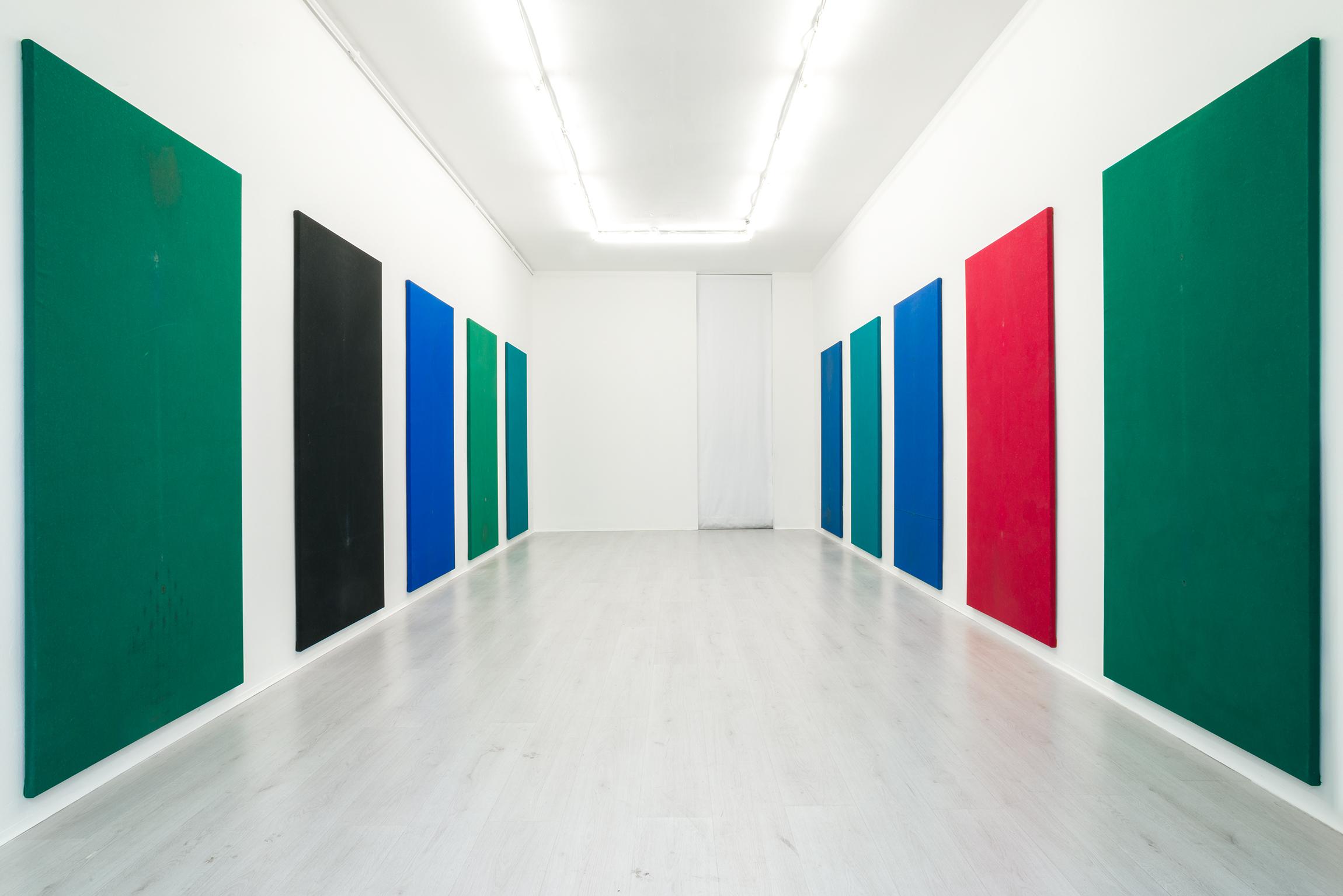 1. Simon Laureyns @ AplusB gallery - Brescia. Six Million Ways to Die - march2017