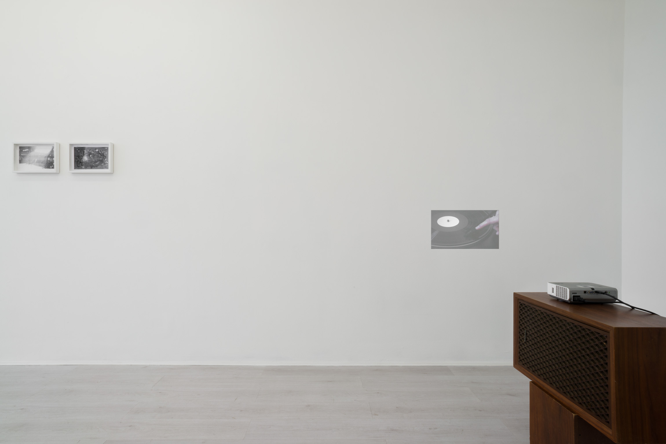 2. Gianluca Codeghini -Solo Noise- exhibition view at A+B gallery Brescia