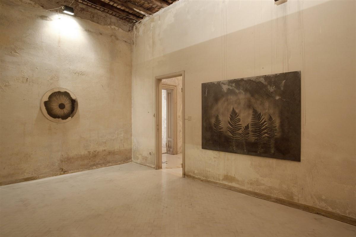 011. L'avventura - die mit der liebe spielen - exhibiton view - room 7 Robert Elfgen - photo philip seibel -