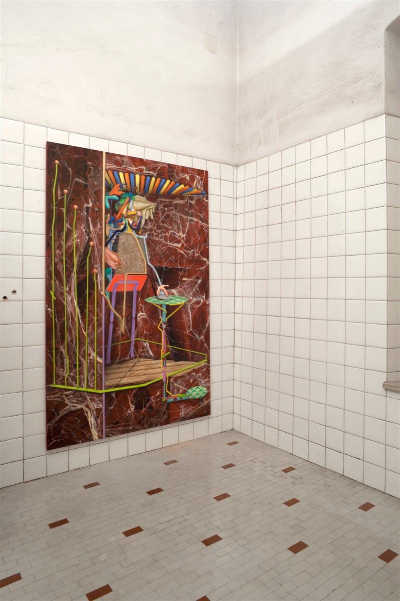 015. L'avventura - die mit der liebe spielen - exhibiton view - room 9 -David Czupryn - photo philip seibel