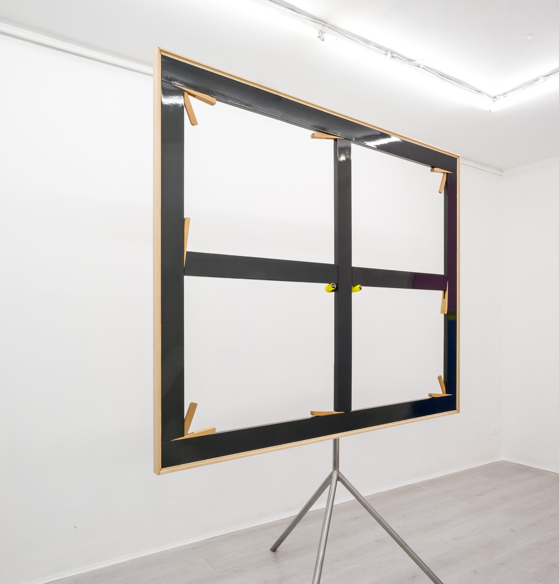 13. Davide Mancini Zanchi - BOX - vista dell'installazione - A+B galleria - Photo Petrò Gilberti