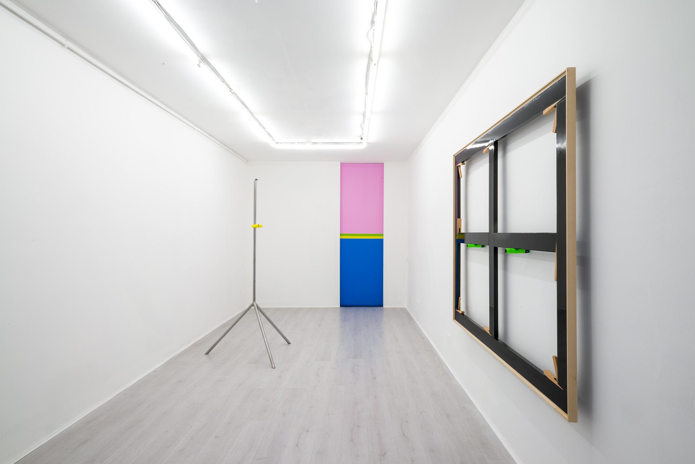 2. Davide Mancini Zanchi - BOX - vista dell'installazione - A+B galleria - Photo Petrò Gilberti - Copia