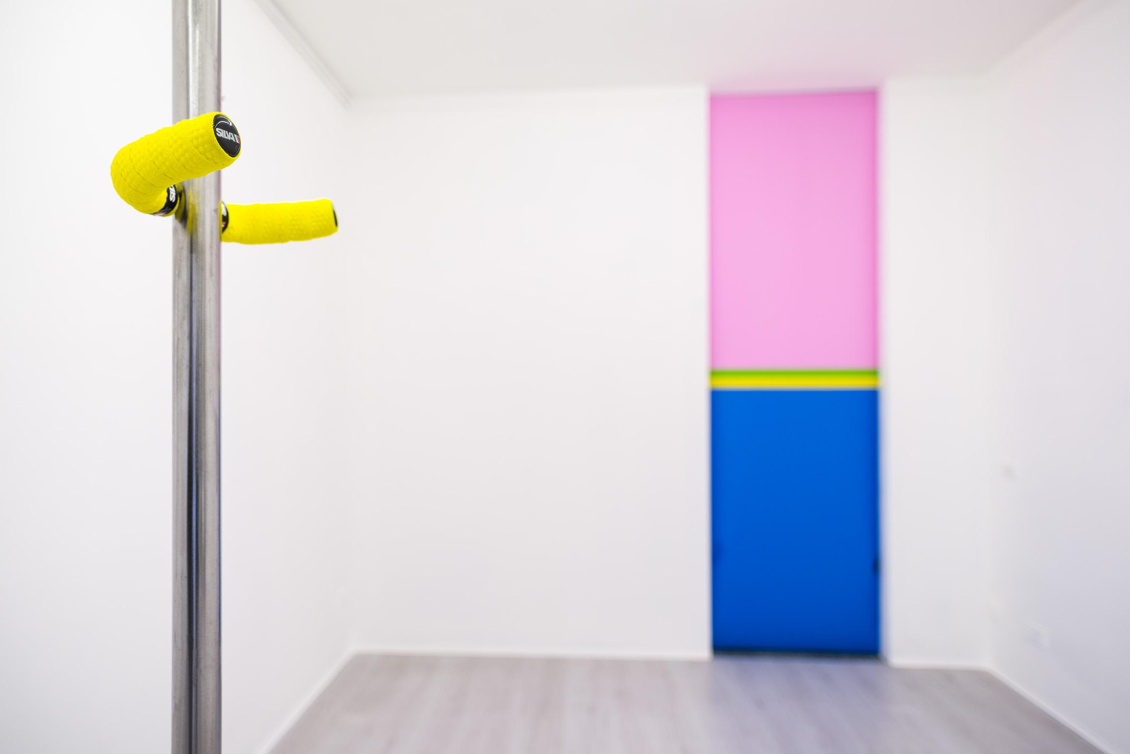4. Davide Mancini Zanchi - BOX - vista dell'installazione - A+B galleria - Photo Petrò Gilberti