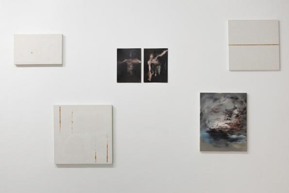 04. Nazzarena Poli Maramotti e Marco La Rosa - exhibition view at A+B gallery