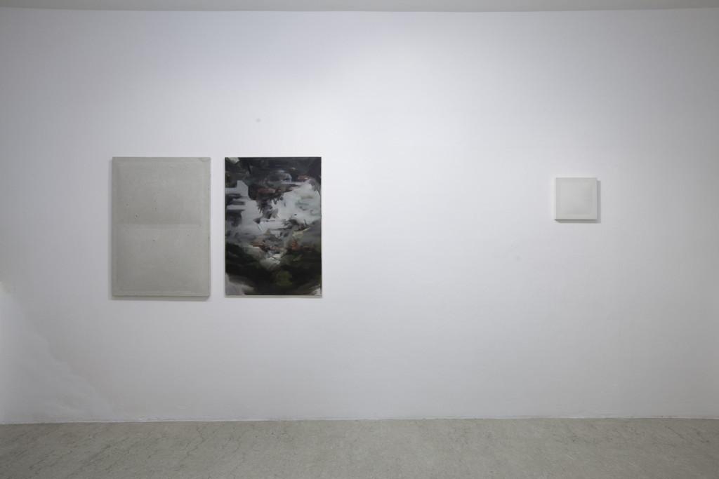 07. Nazzarena Poli Maramotti e Marco La Rosa - exhibition view at A+B gallery