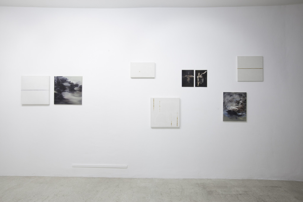 08. Nazzarena Poli Maramotti e Marco La Rosa - exhibition view at A+B gallery