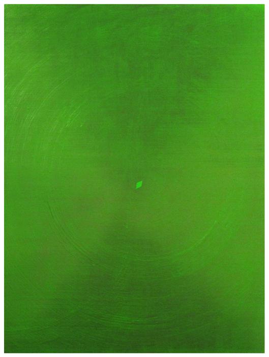 Osamu Kobayashi, 2012, Synergy Pond, 110x90cm