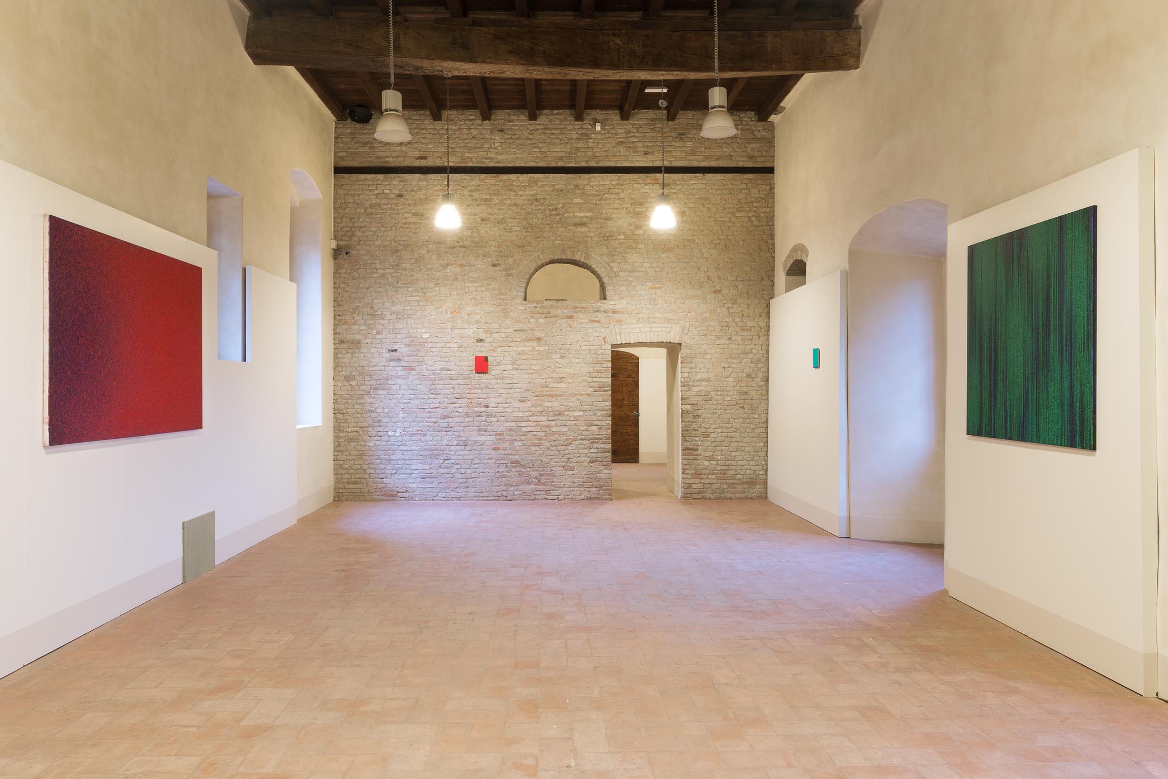 3. Luca Macauda - Ciane - vista della mostra - 2018