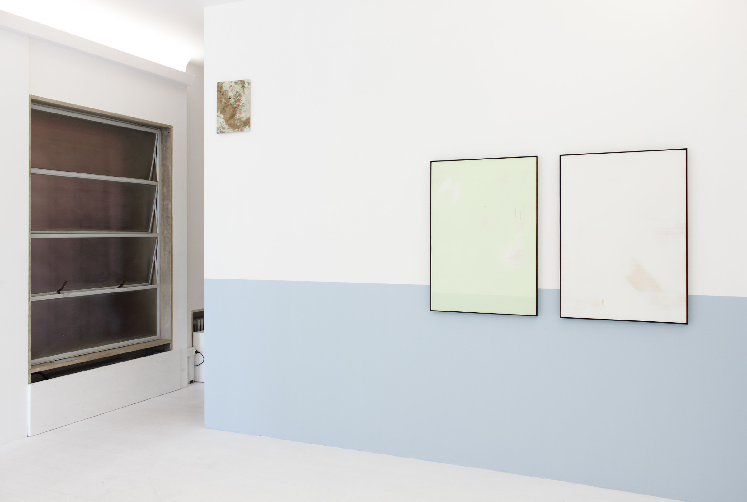 4_Tiziano Martini, 2014, view, #painting. about, around & within, Galleria Upp, Venice
