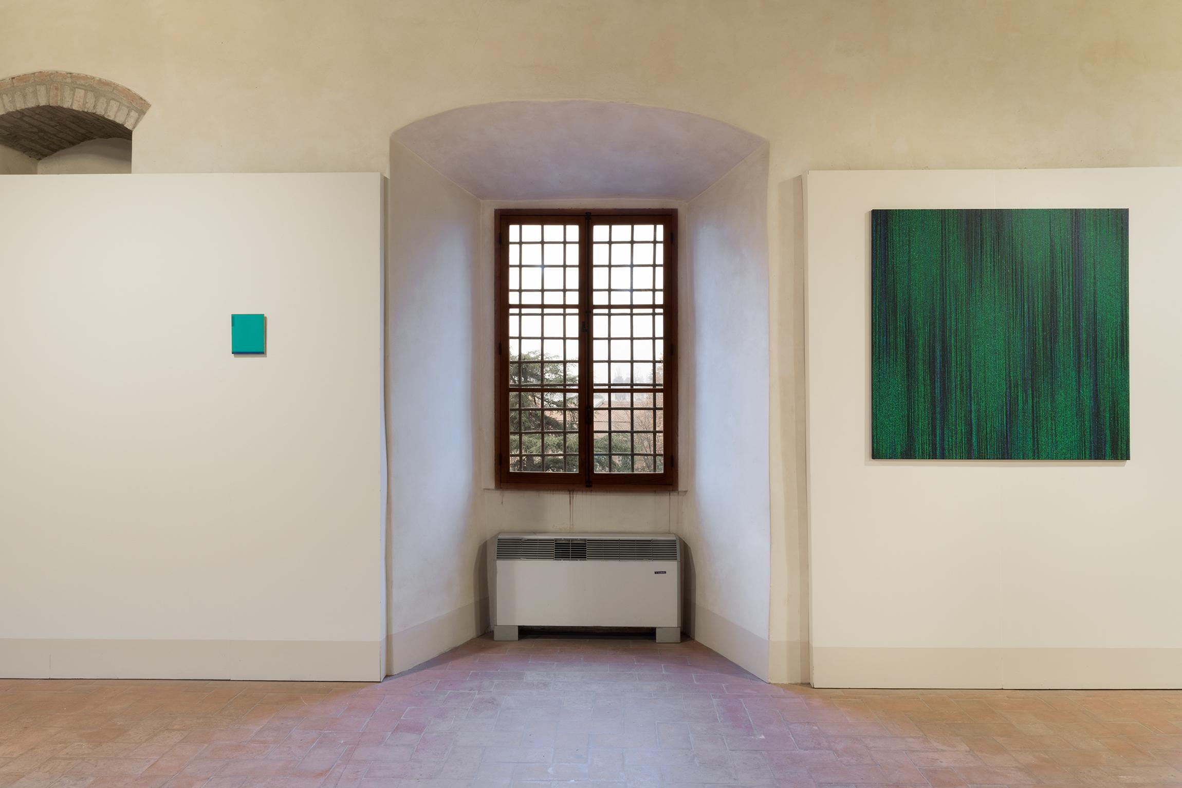 6. Luca Macauda - Ciane - vista della mostra - 2018