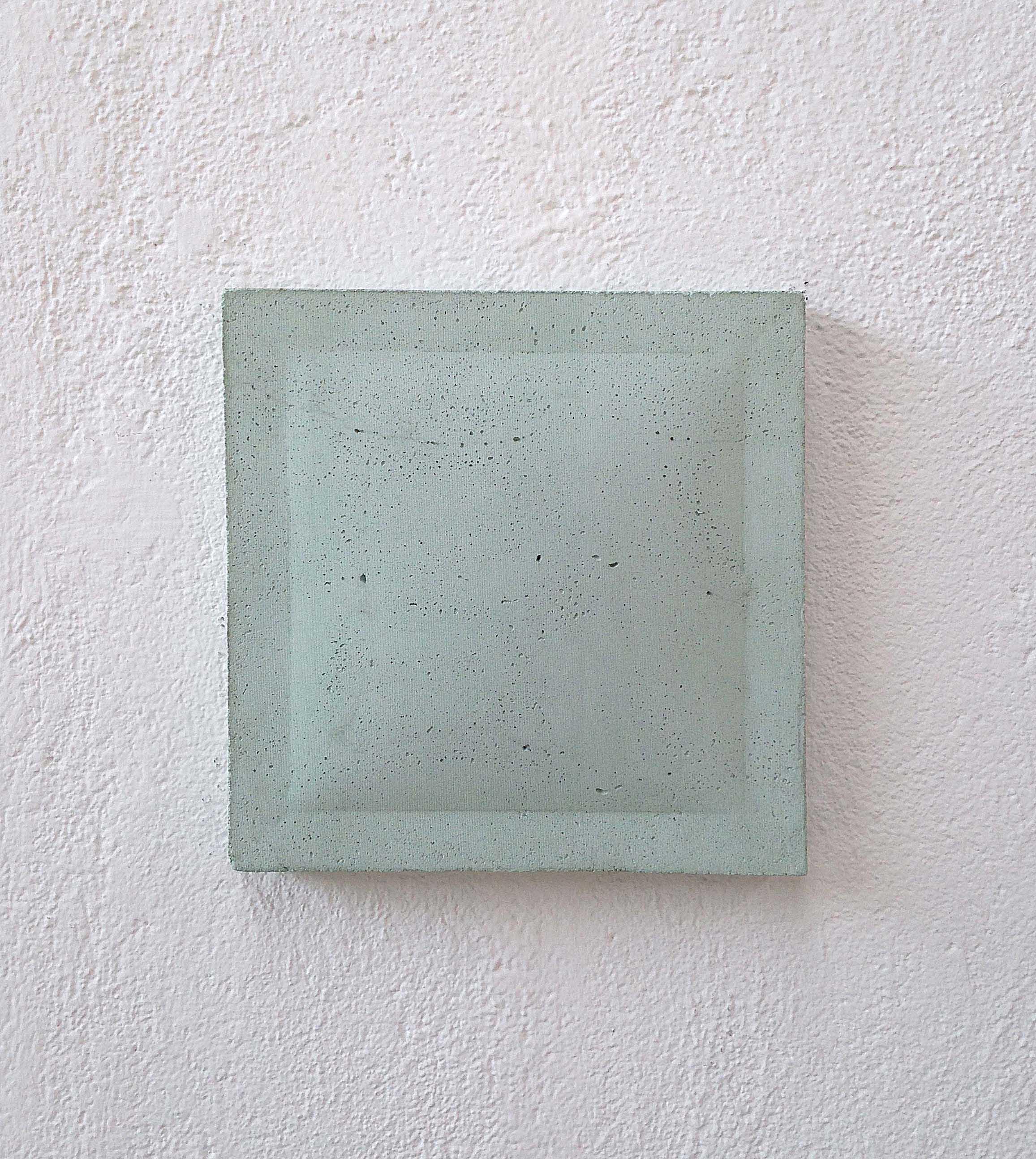 Cemento 35x35 cm, h 6, 2014 copia