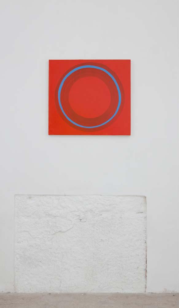 Osamu Kobayashi, Devil's Moat, oil on canvas, 60x65cm, 2012