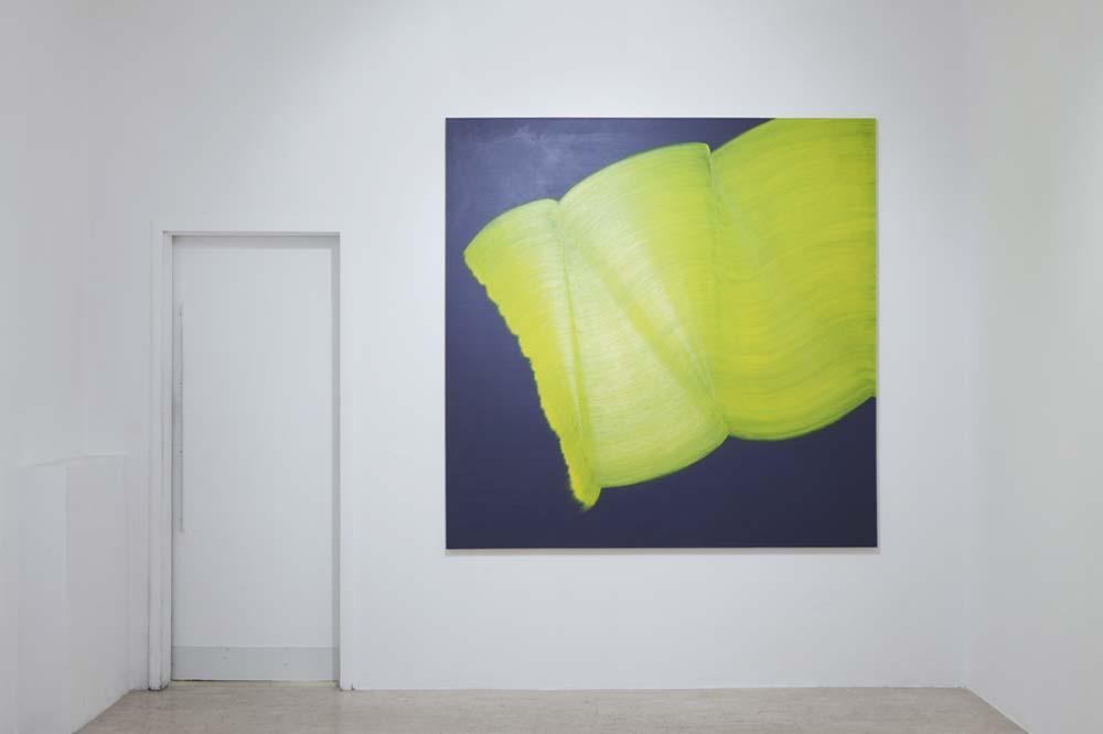 Osamu Kobayashi, Joy Ride, oil on canvas, 183x183cm 2012