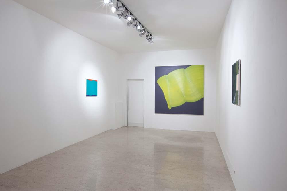 Osamu Kobayashi, exhibition view at a+b gallery
