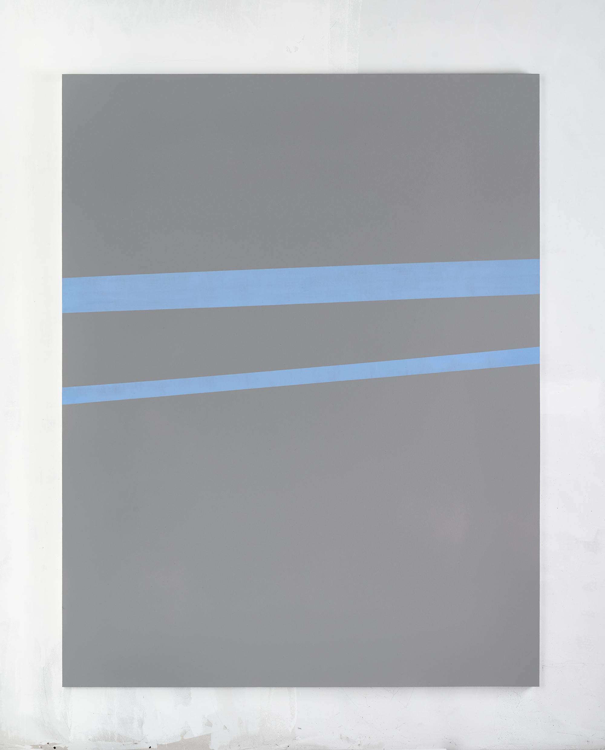 3. Michele Lombardelli, senza titolo, 2018, tempera su lino, 180x140cm