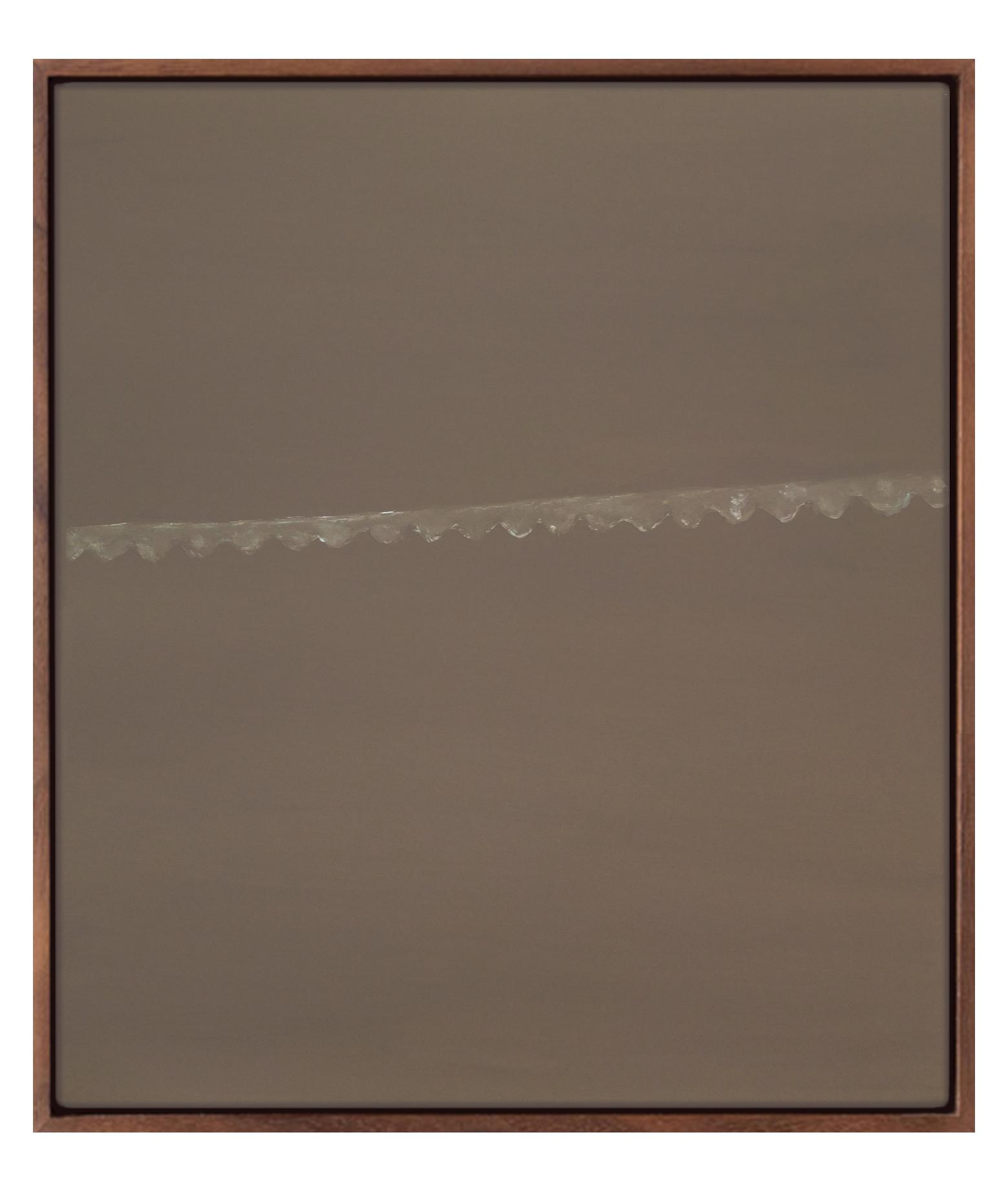 Michele Lombardelli, tempera and oil on canvas, 80x60cm, 2017