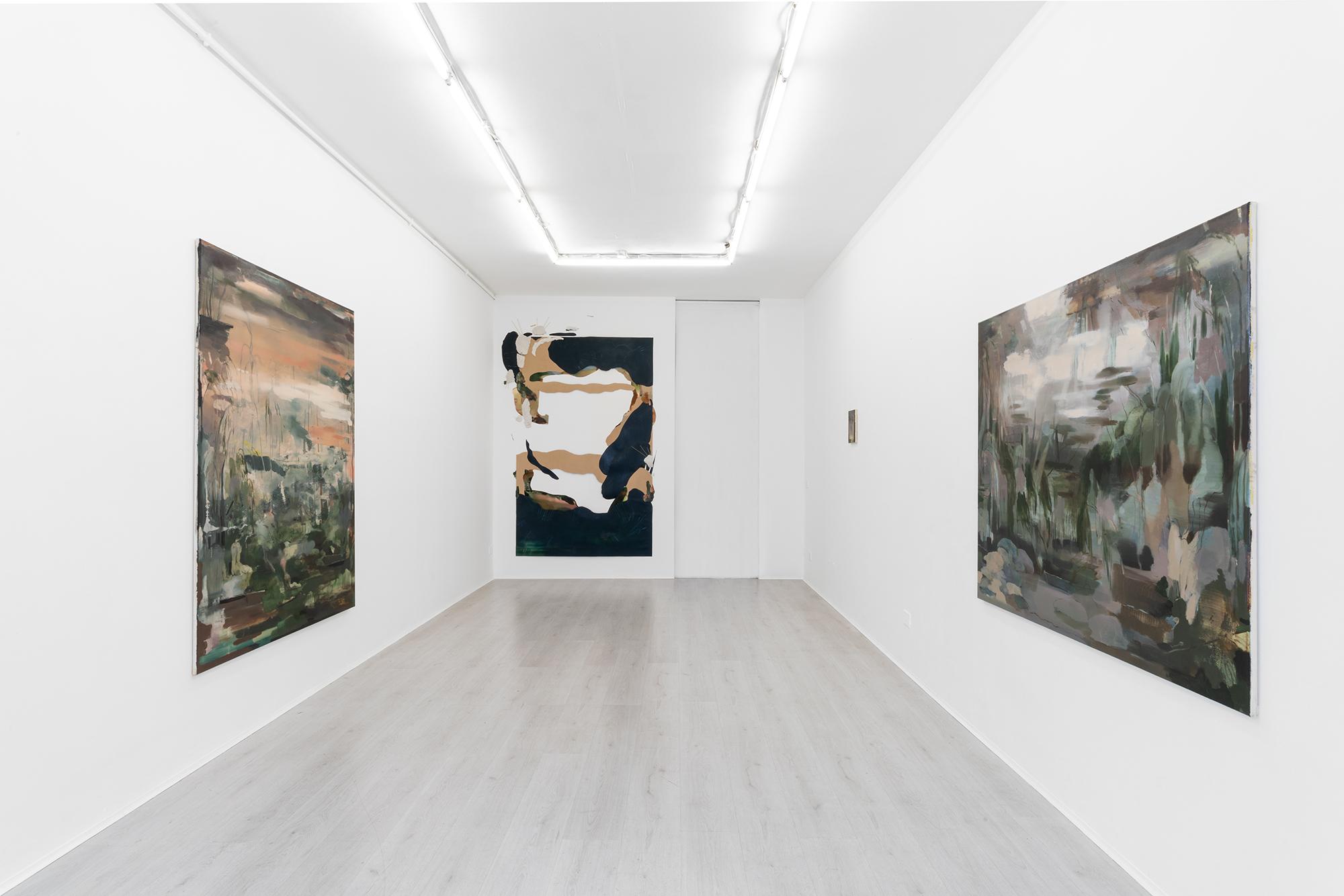 6. Nazzarena Poli Maramotti, Unterwasser, exhibition view @ A+B gallery - Brecscia
