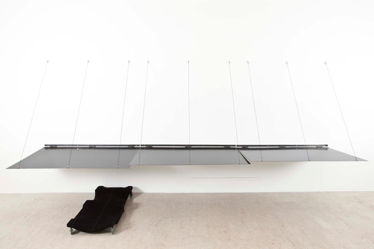 Silvia Hell VRS vista parziale dell'installazione AplusB brescia 2014_1