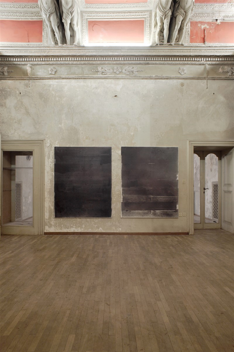 013. L'avventura - die mit der liebe spielen - exhibiton view - room 8 - Max Frintrop - photo philip seibel -