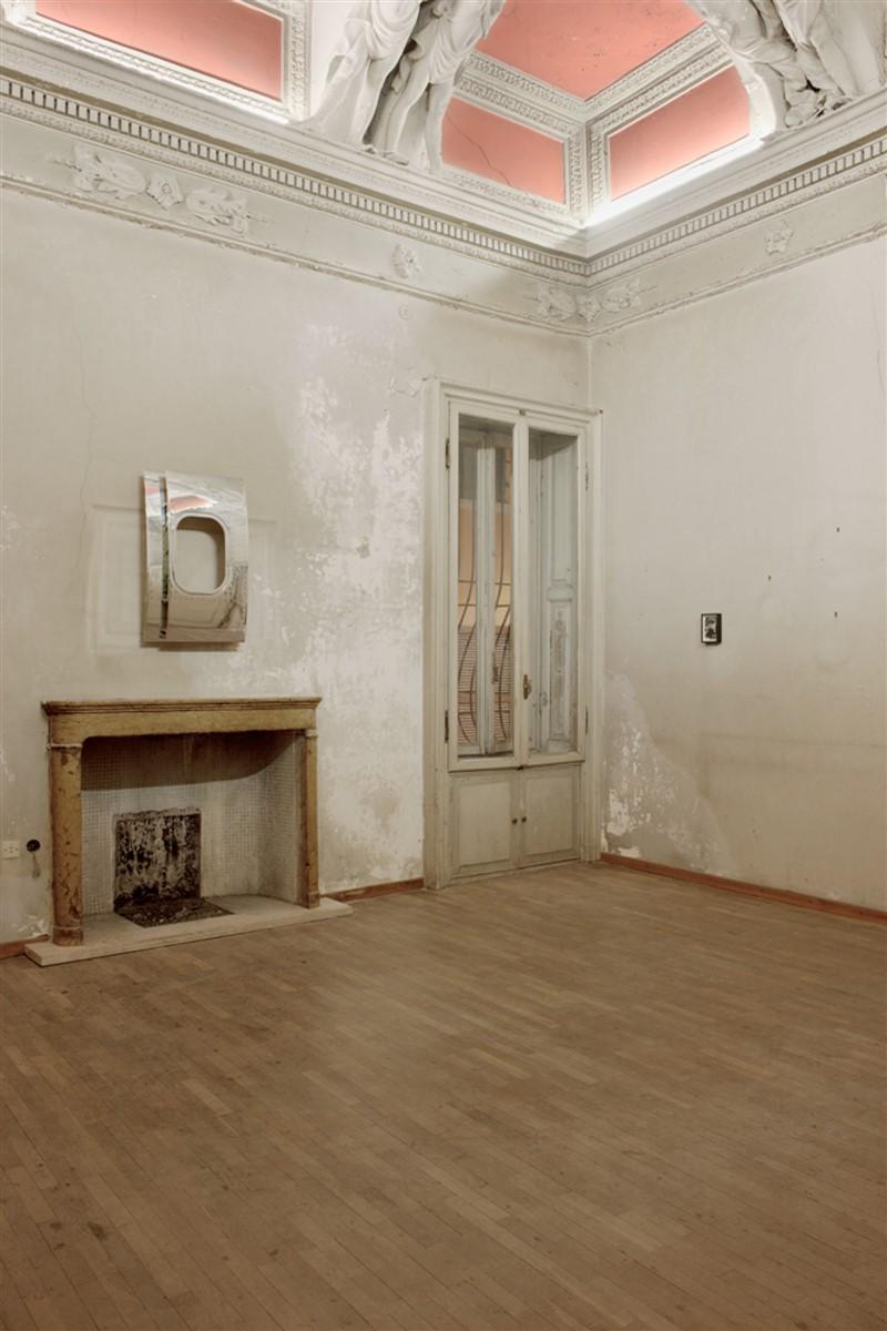 014. L'avventura - die mit der liebe spielen - exhibiton view - room 8 - Michail Pirgelis - photo philip seibel -