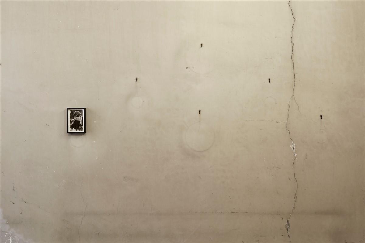 014a. L'avventura - die mit der liebe spielen - exhibiton view - room 8 - Michail Pirgelis - photo philip seibel