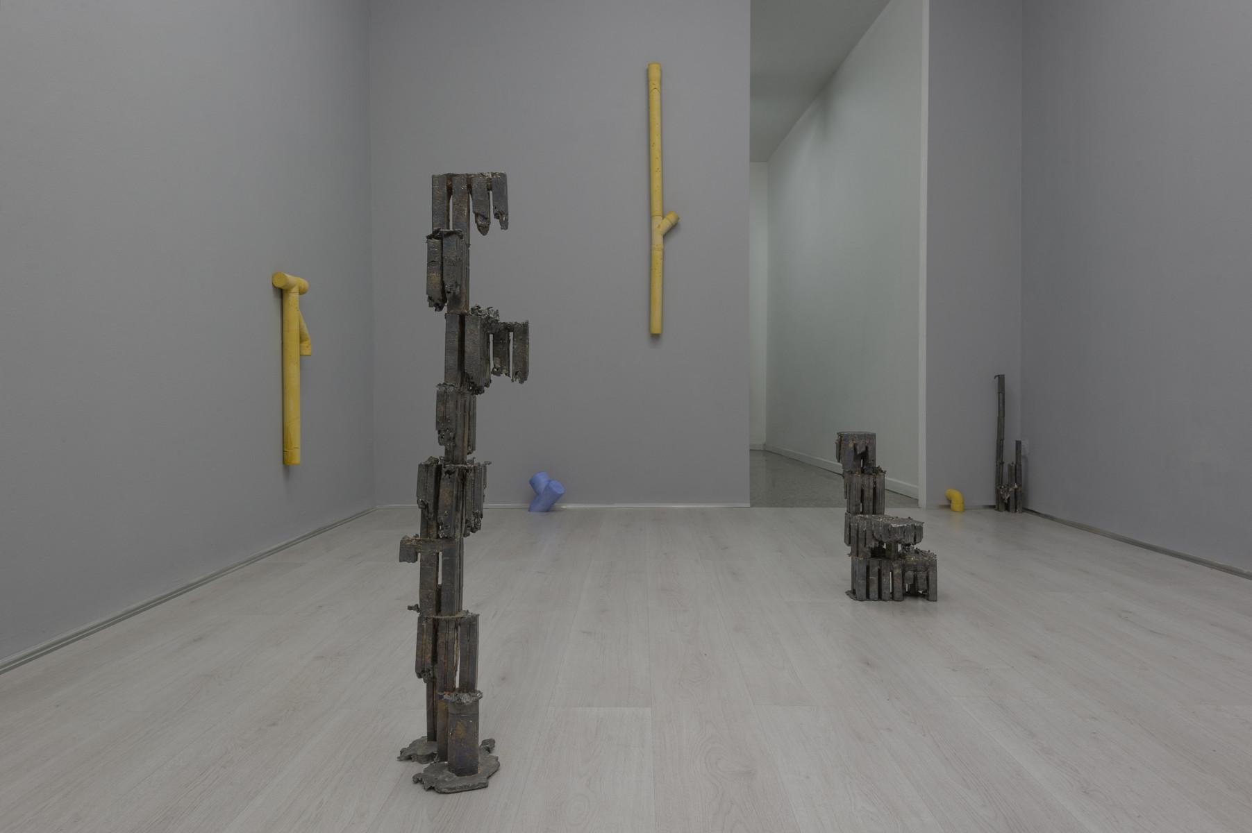 Marco La Rosa, Apoteosi, exhibition view, A+B gallery, Brescia