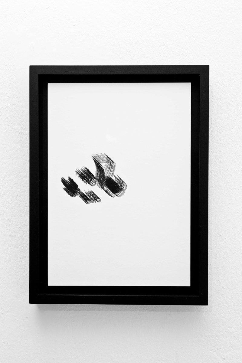 Silvia Hell VRS, c-print, frame, A+B brescia 2014