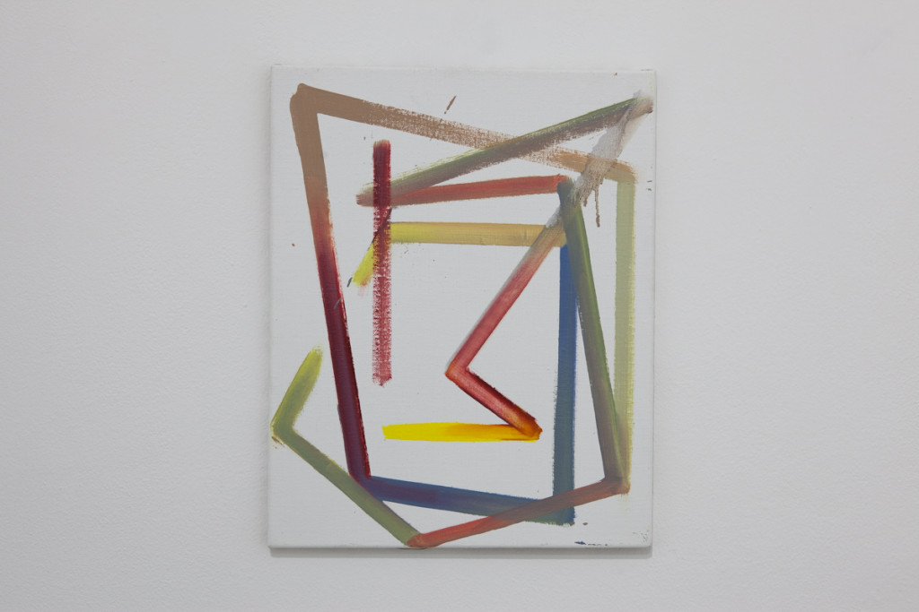 Max Frintrop, PPP, oil on canvas, 50x40cm, 2013, a+b gallery, brescia