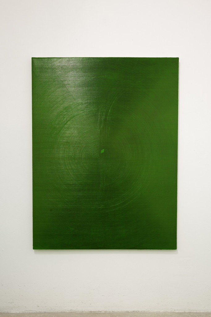 Osamu Kobayashi, sinergy pond, oil on canvas, 130x90cm, 2012, a+b gallery, brescia