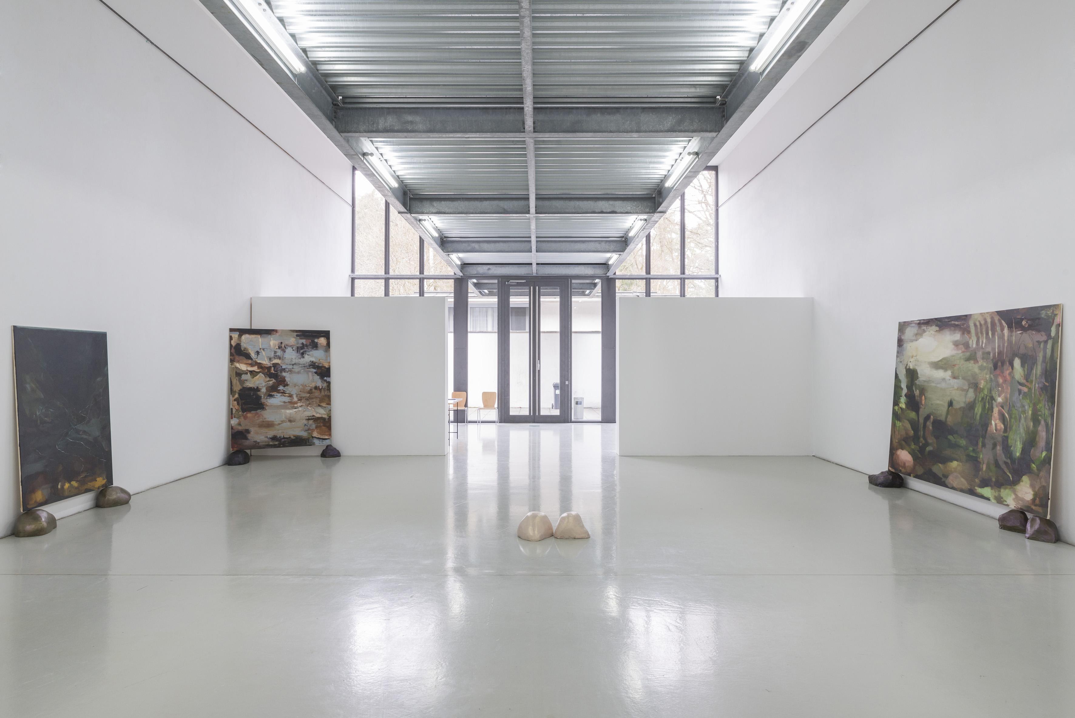 2018 DebütantInnen. A.d.B.K. Nürnberg Ausstellungshalle. 18-27 Januar 2018. Nazzarena Poli Maramotti exhibition. photo ©Masiar Pasquali