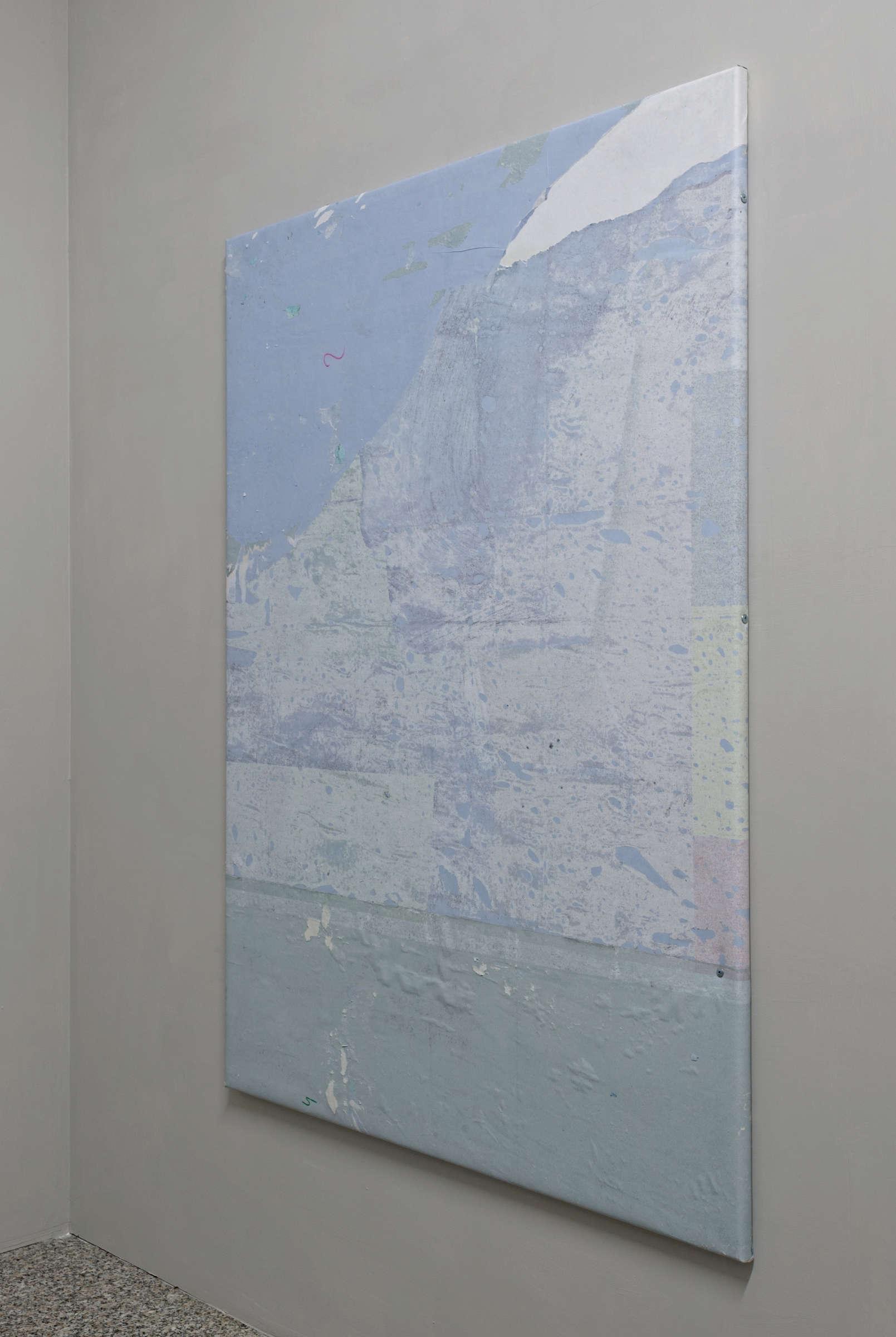 0a. Simon Laureyns, Untitled, paper, 140x100cm, 2016