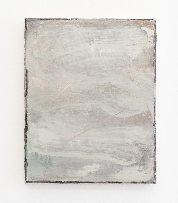 10. Nazzarena Poli Maramotti, Weiss, mixed media on canvas, 25x20cm, 2018_low