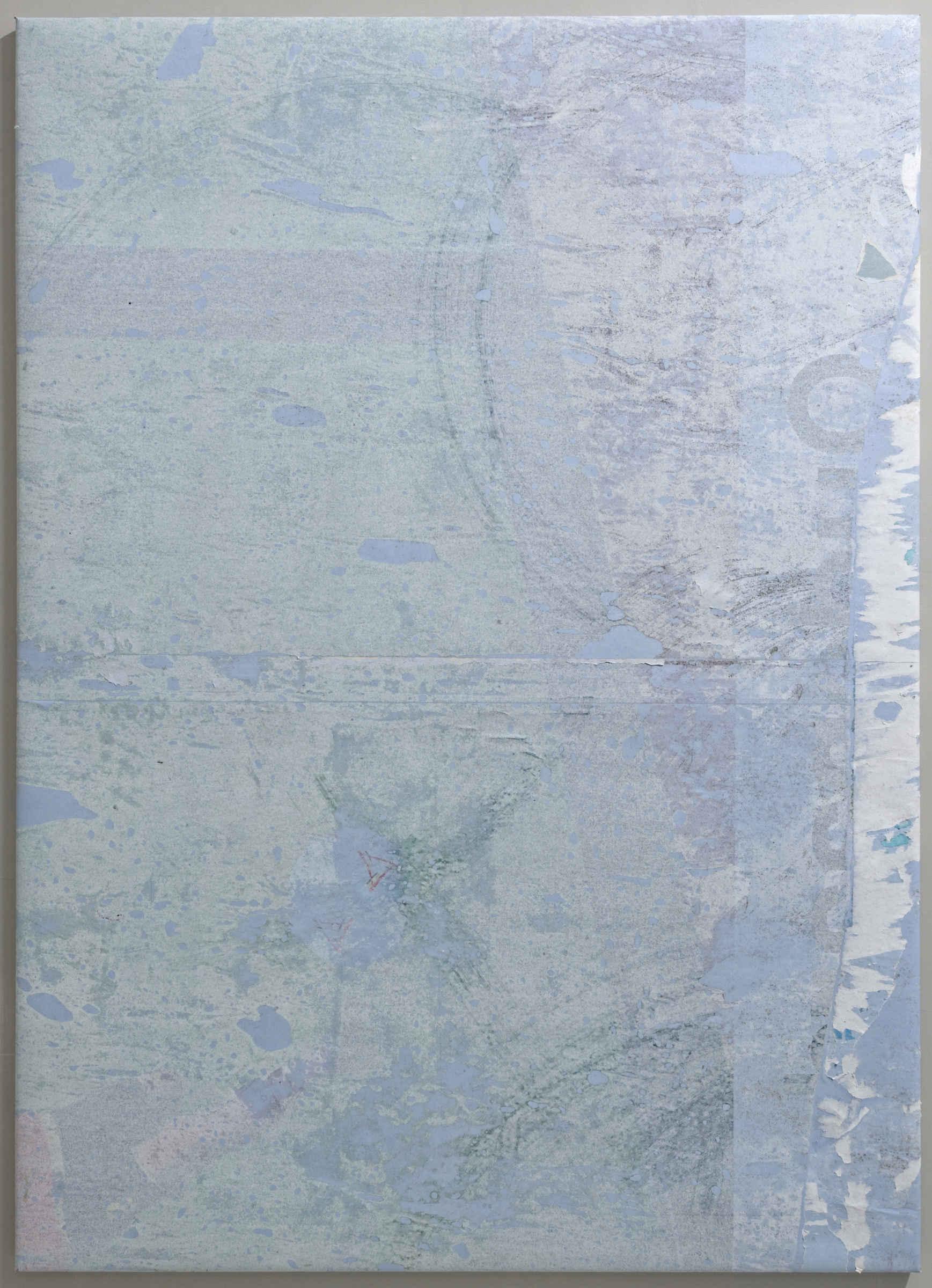 1a. Simon Laureyns, Untitled, paper, 140x100cm, 2016