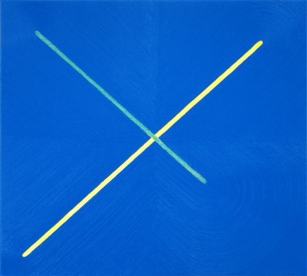 Osamu Koabayshi, Pixy, oil on linen, 18 x 20