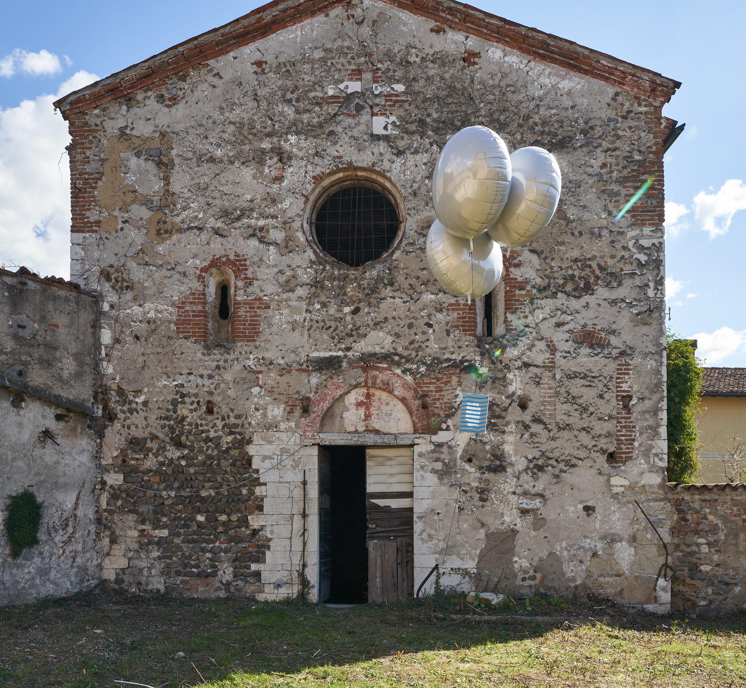 6. Davide Mancini Zanchi - Chiesa san Giacomo al Mella - Brescia - 2019
