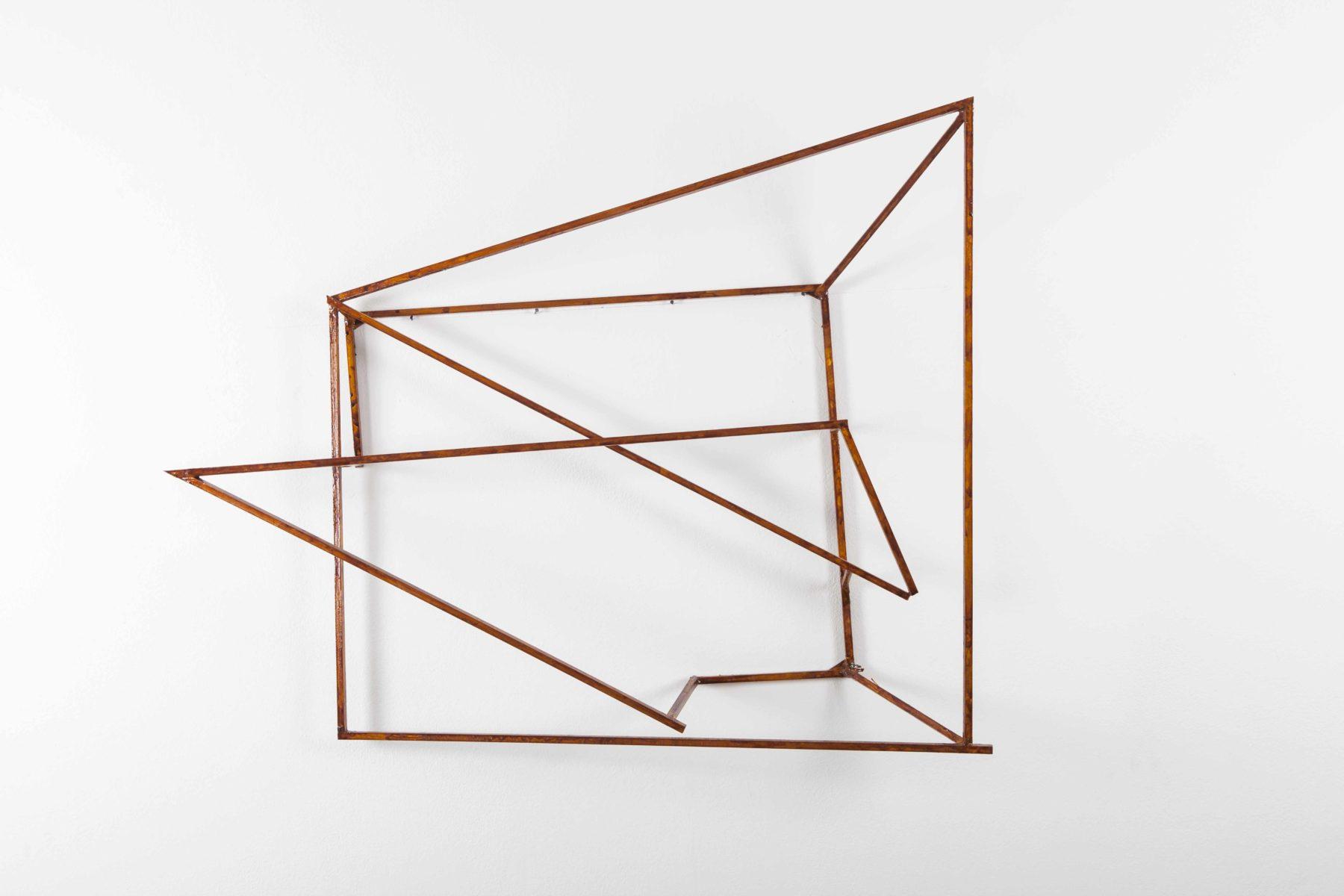 9. Max Frintrop sculture1 Untitled 110x85x27cm - 2012