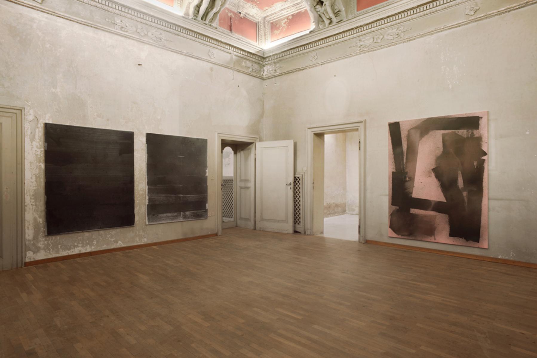 Max Frintrop, exhibition view @ palazzo delle Cossere, Brescia, Italy - photo philip seibel -