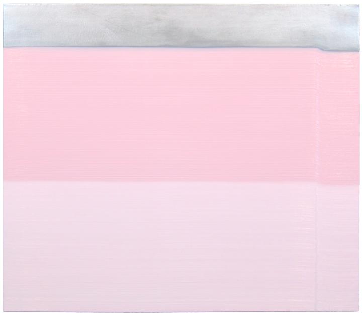 Osamu Kobayashi 2014, Dip, oil on canvas, 42 x 48, 72dpi