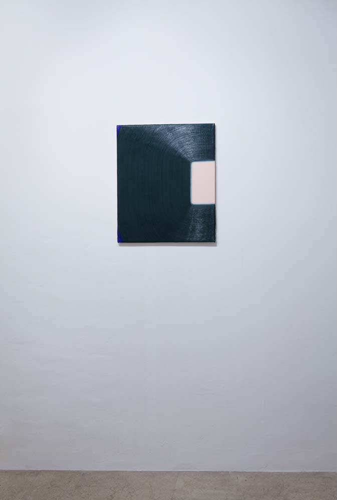 Osamu Kobayashi, Off View, oil on canvas, 60x50cm, 2012