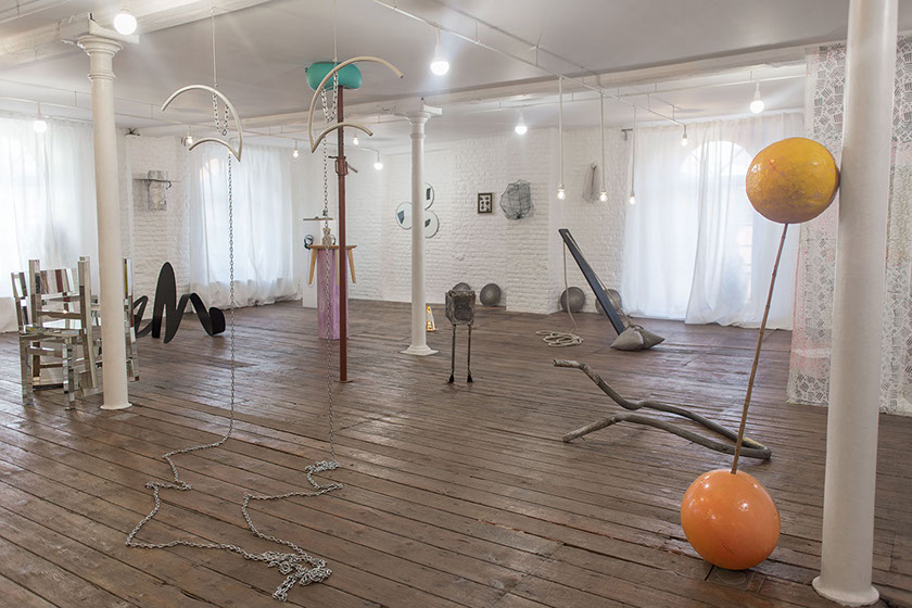 The Gathering, group show at Panthera Today, Ghent 2018