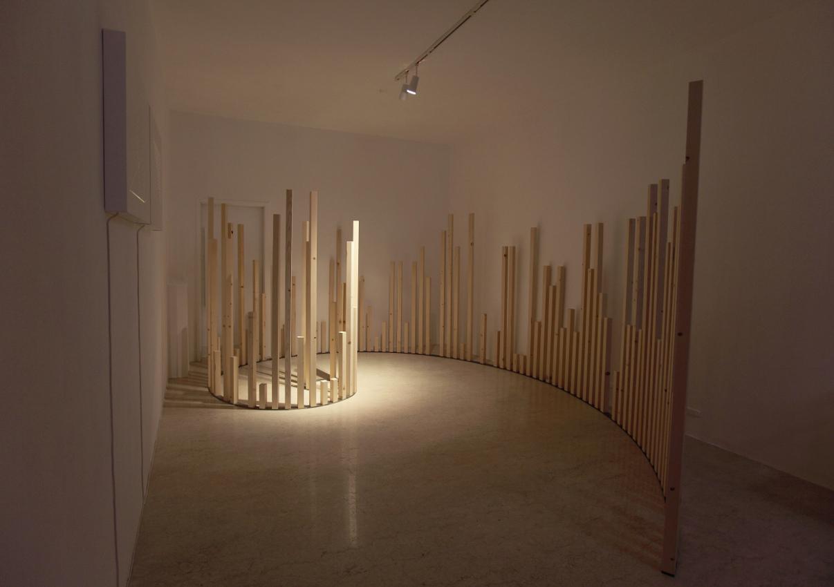 Marco La Rosa, Untitled phi, 2011, A+B gallery, brescia