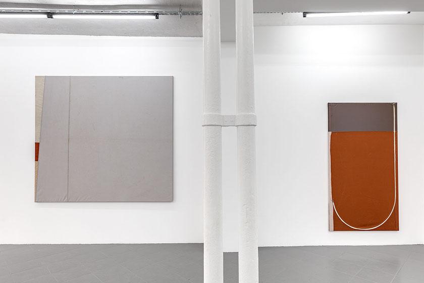 Rover, solo show at Galerie Gerome Pauchant, Paris 2019